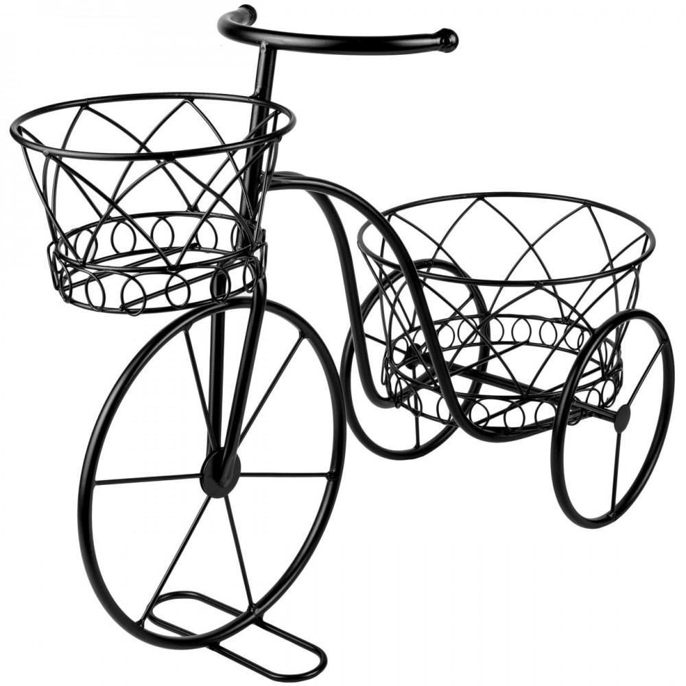 Bicicleta decorativa gradina